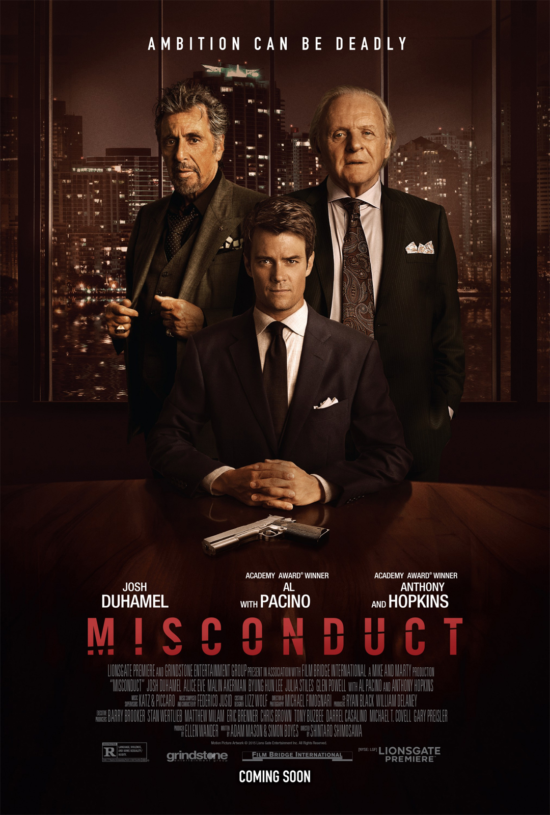 Misconduct ddl