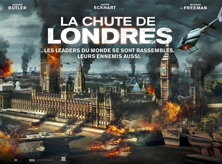 Affiche du film La Chu...