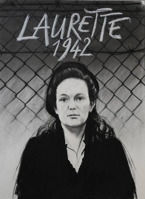 Laurette 1942, une volontaire au camp du Récébédou