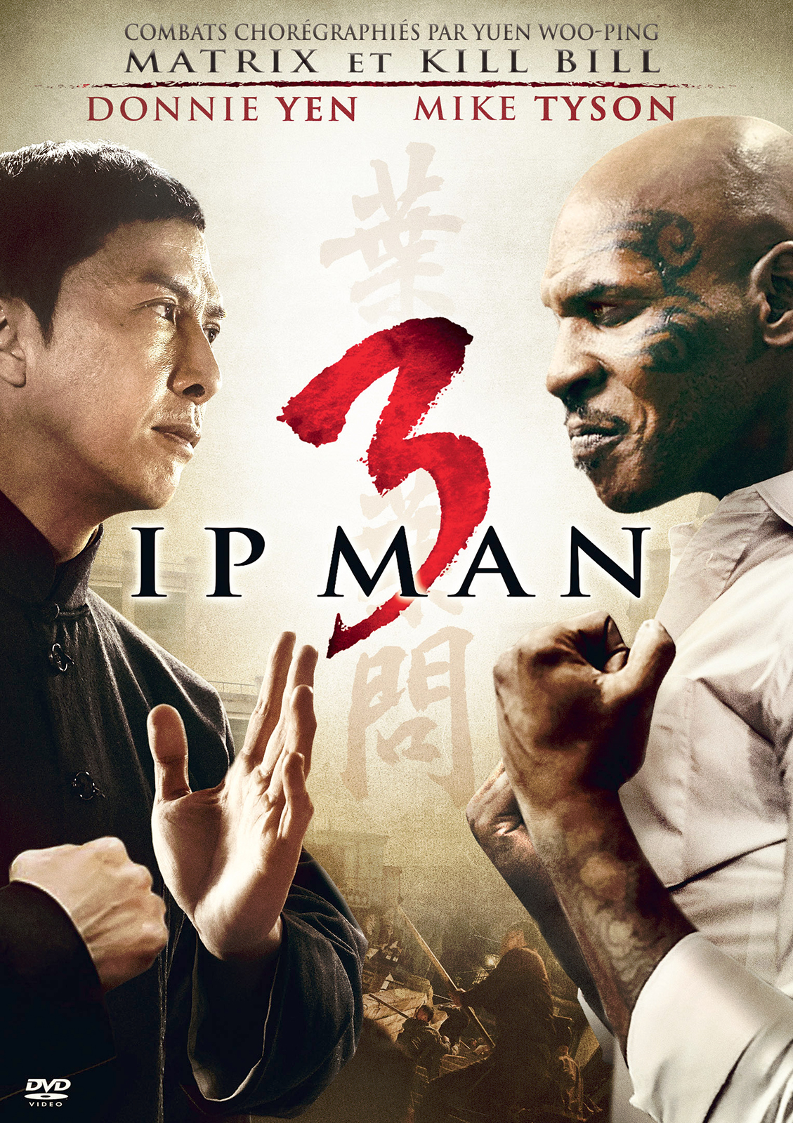 ip man 3 film 2015 allocin. Black Bedroom Furniture Sets. Home Design Ideas