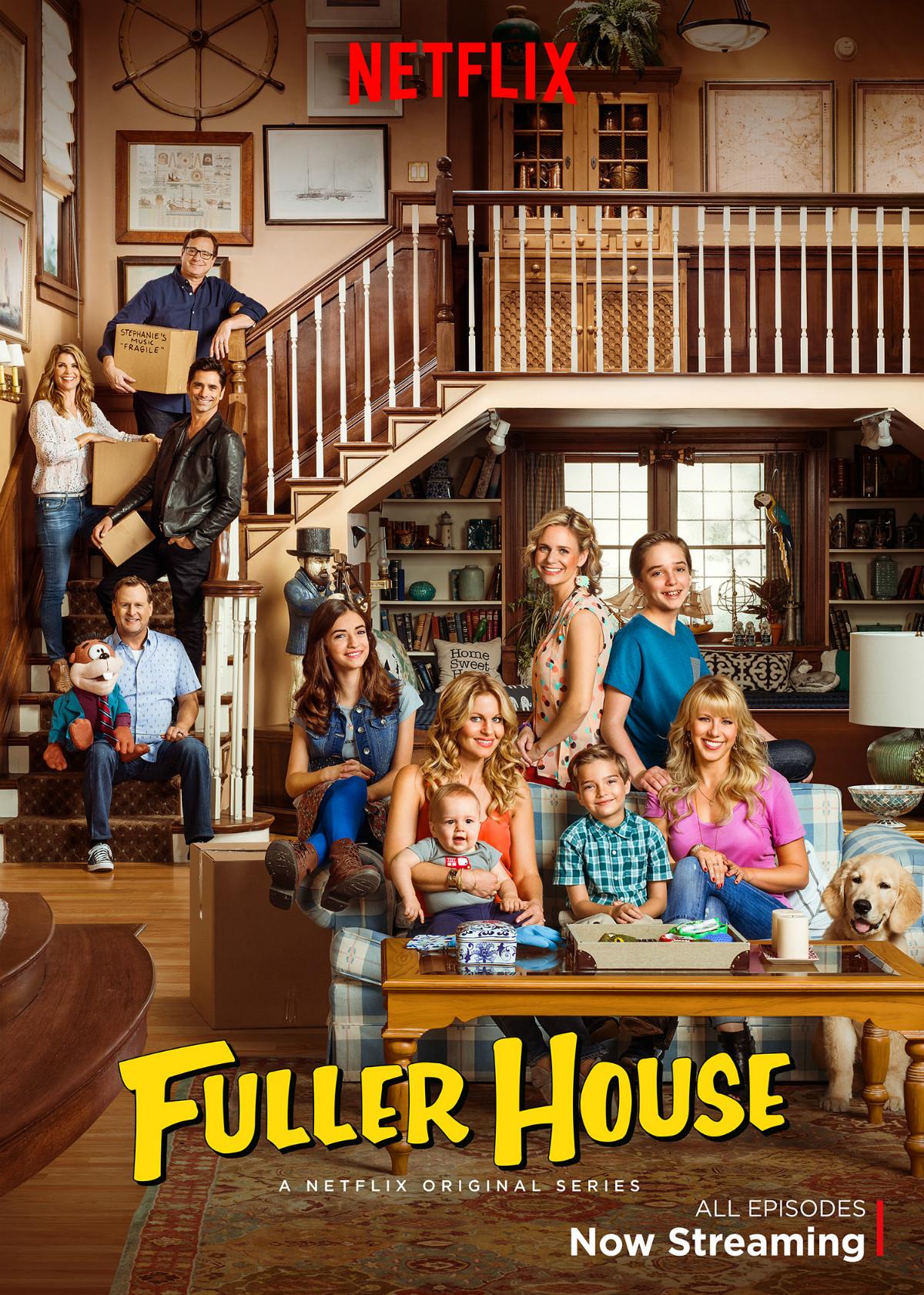 La Fête à la maison : 20 ans après S03 E01 à E09
