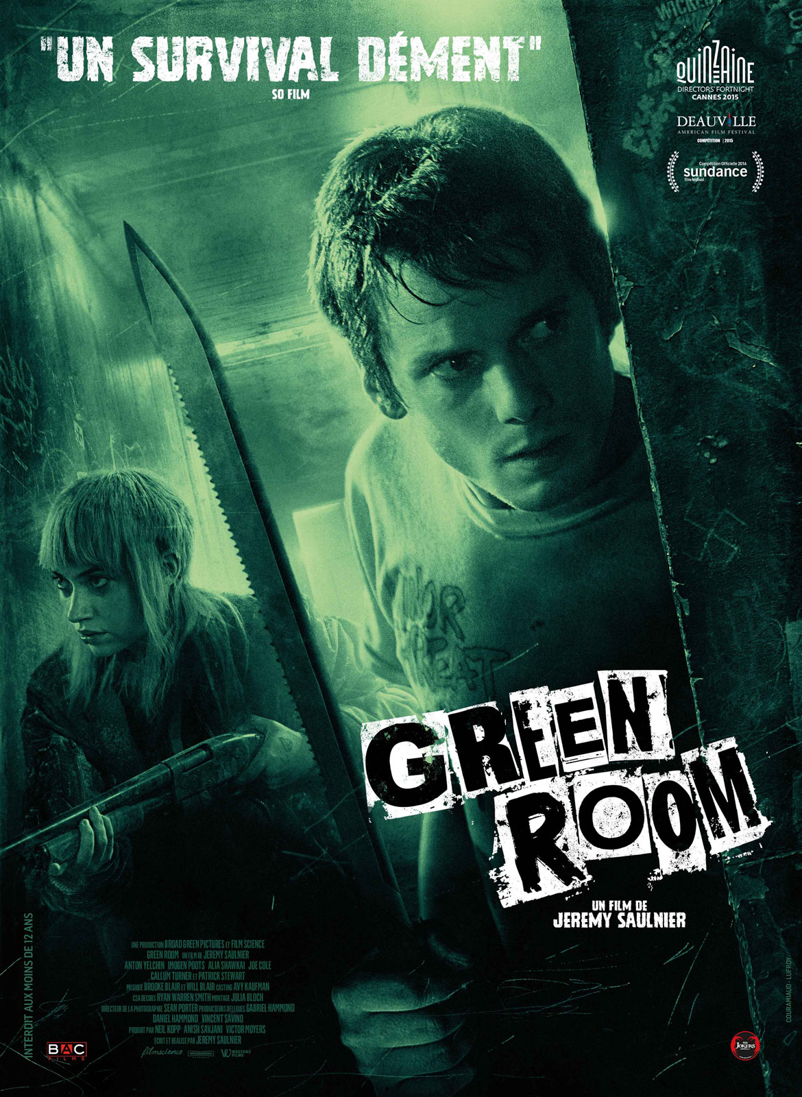 Green Room streaming