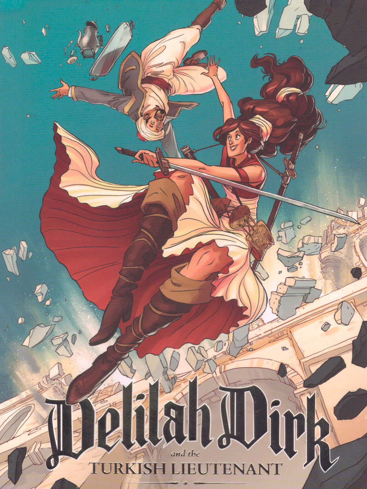 Delilah Dirk And The Turkish Lieutenant en Streaming Gratuit Français