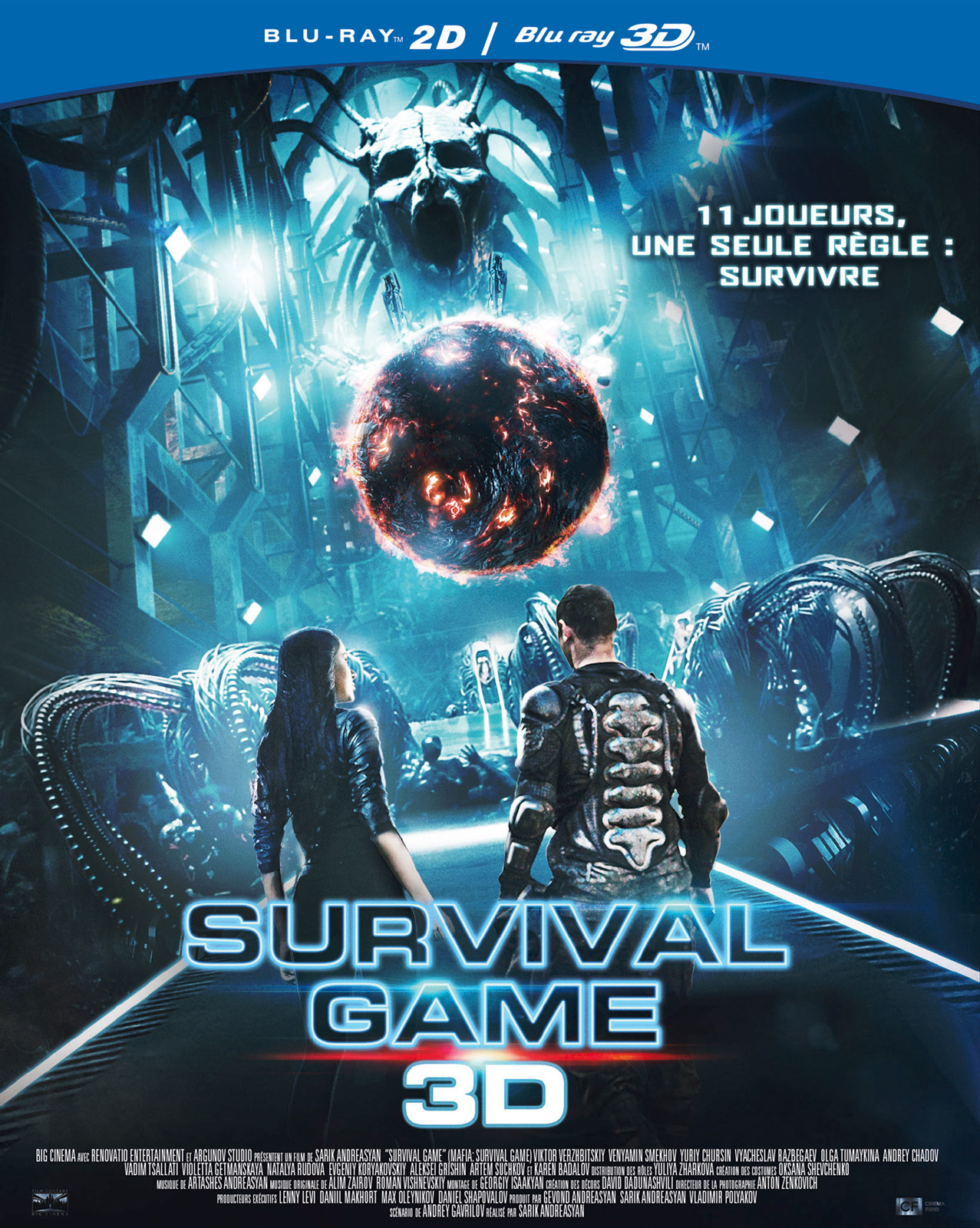 Survival Game Film