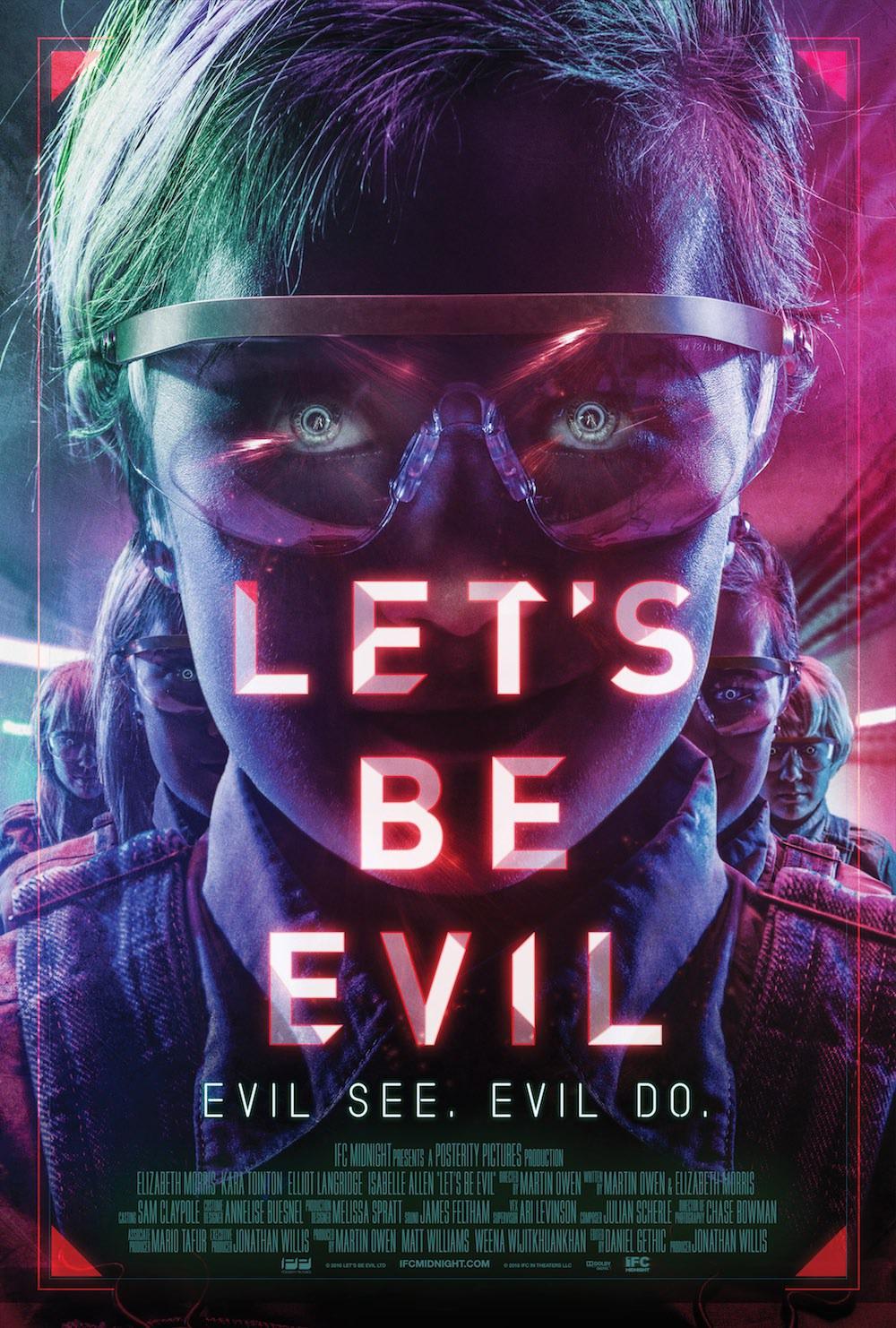 Let's Be Evil Qualité BDRIP | VOSTFR