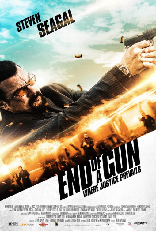 End Of A Gun Français BDRiP