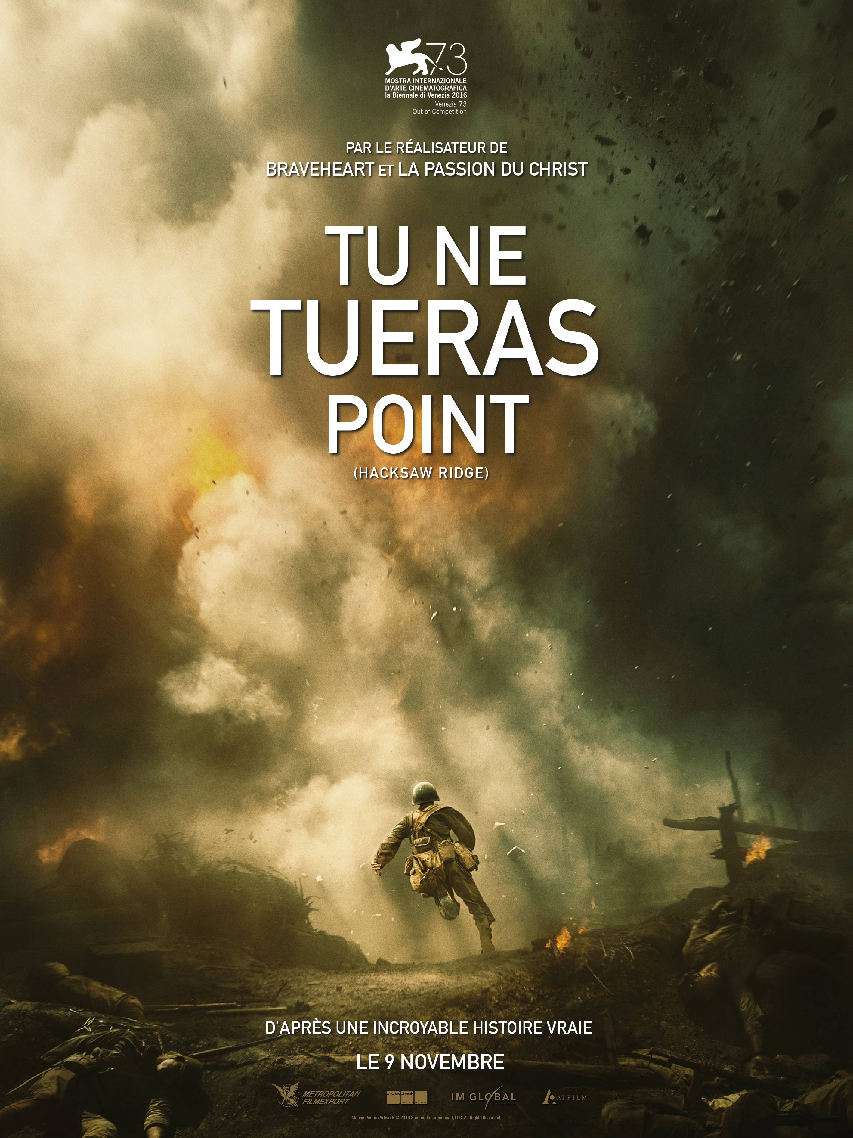 Tu ne tueras point Truefrench DVDSCR