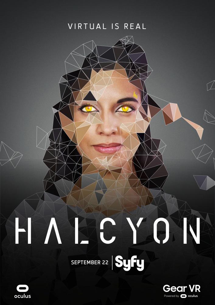 Affiche de la série Halcyon