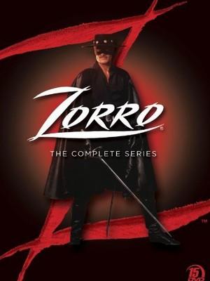Affiche de la série Les Nouvelles Aventures de Zorro