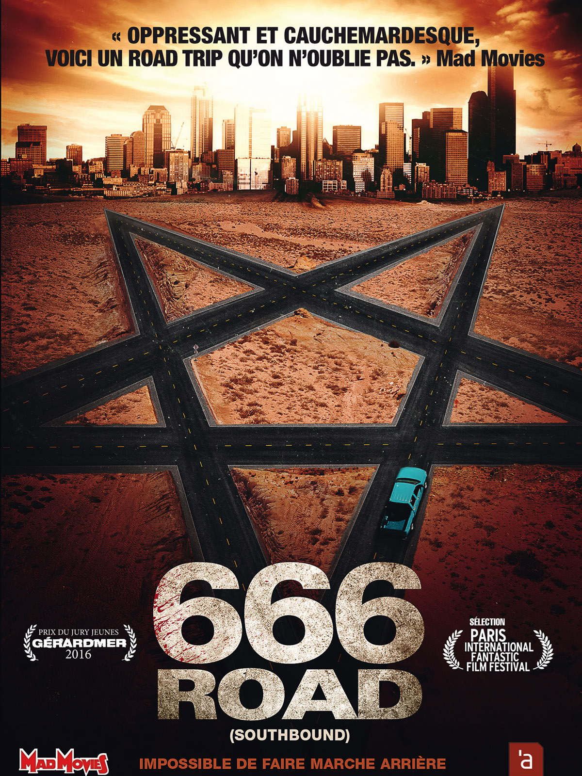666 Road (Southbound) Français BDRiP