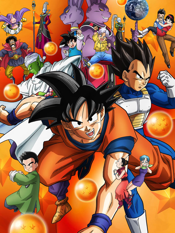 Critiques De La Série Dragon Ball Super Allociné