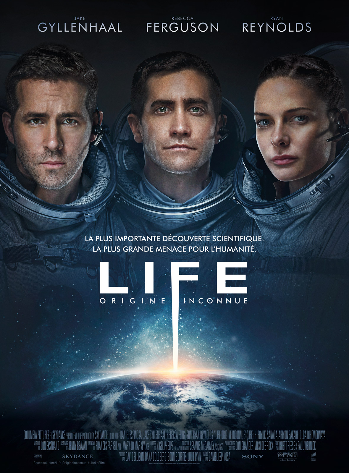 Life - Origine Inconnue streaming