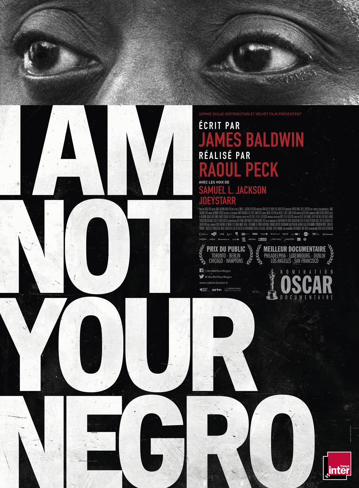 I Am Not Your Negro streaming