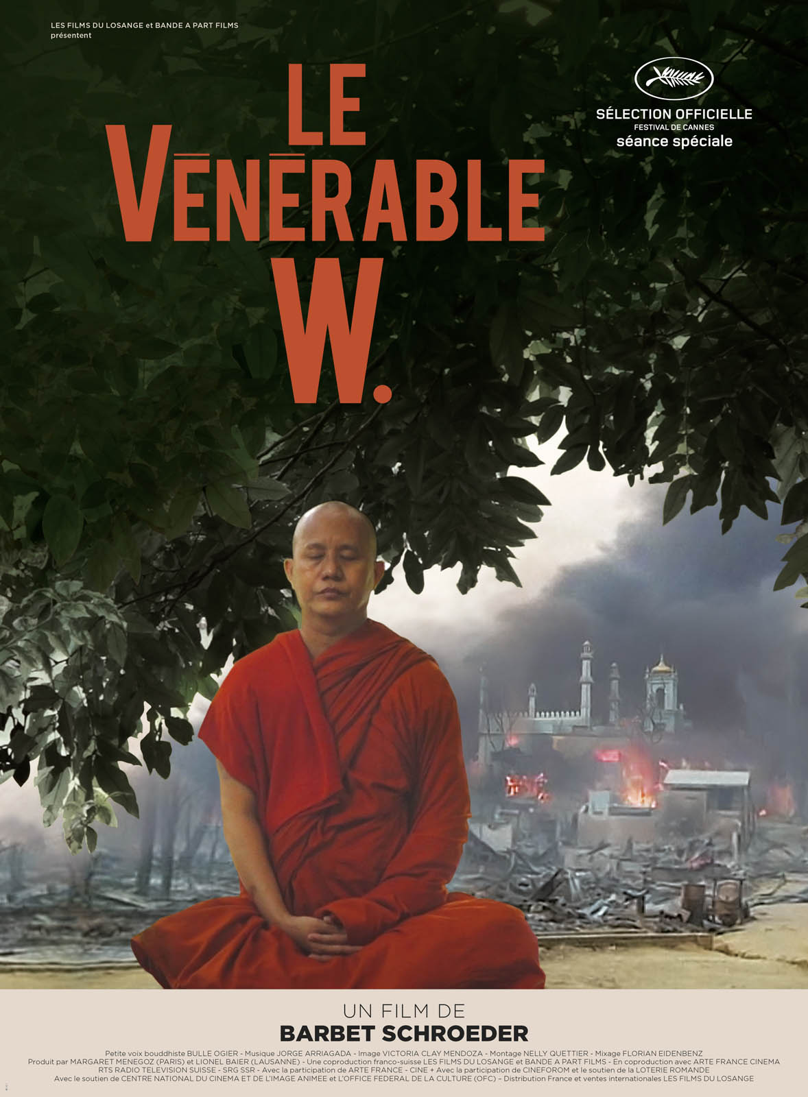 Le Vénérable W. streaming