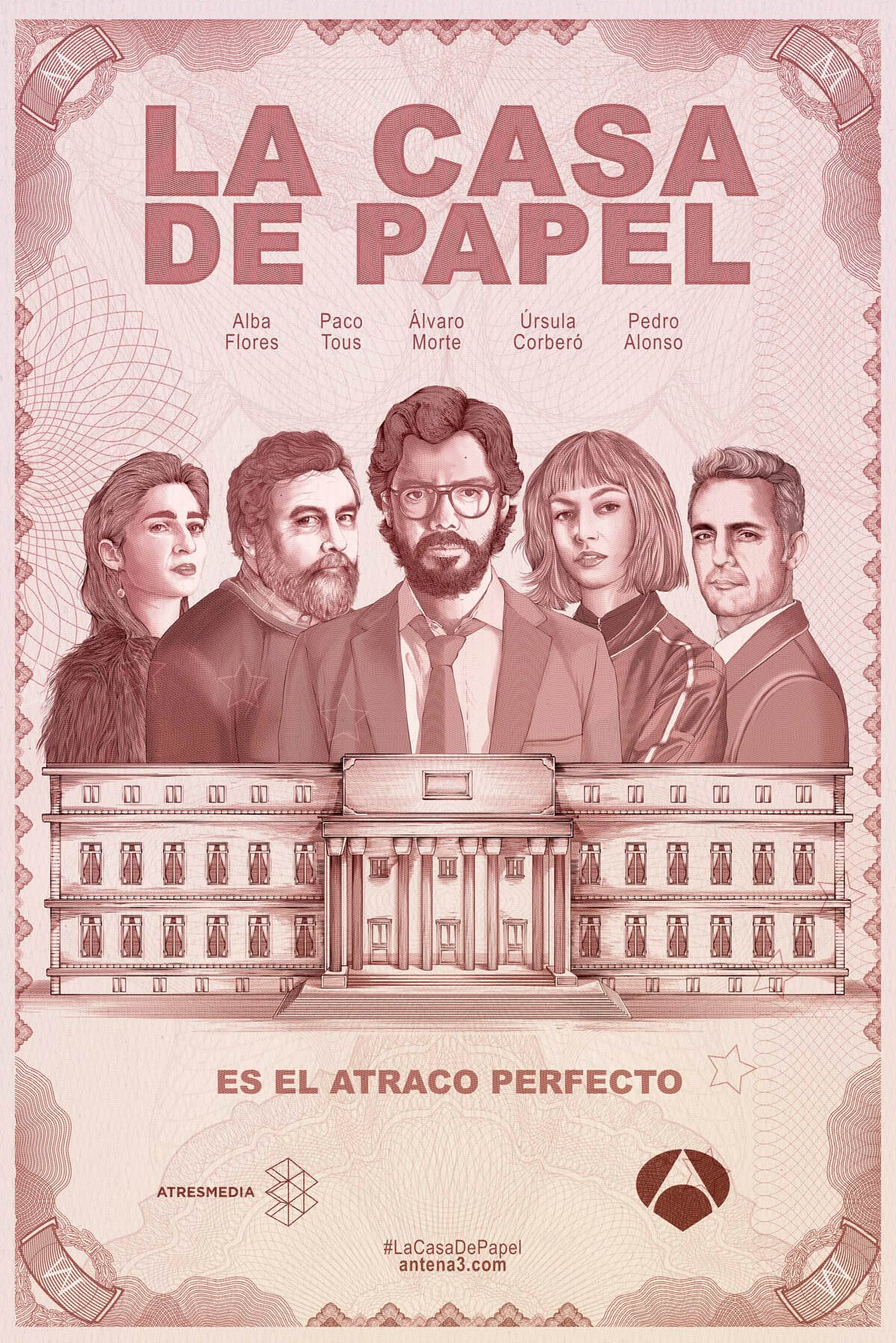 La Casa De Papel streaming