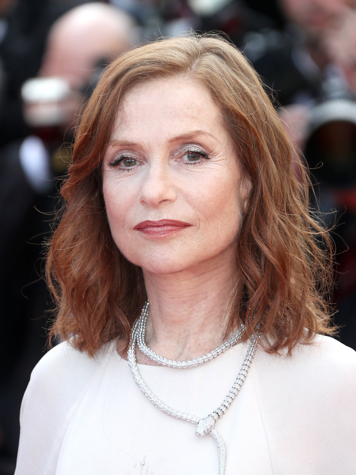 Hubert Isabelle D Ornano Flat In Paris: Isabelle Huppert