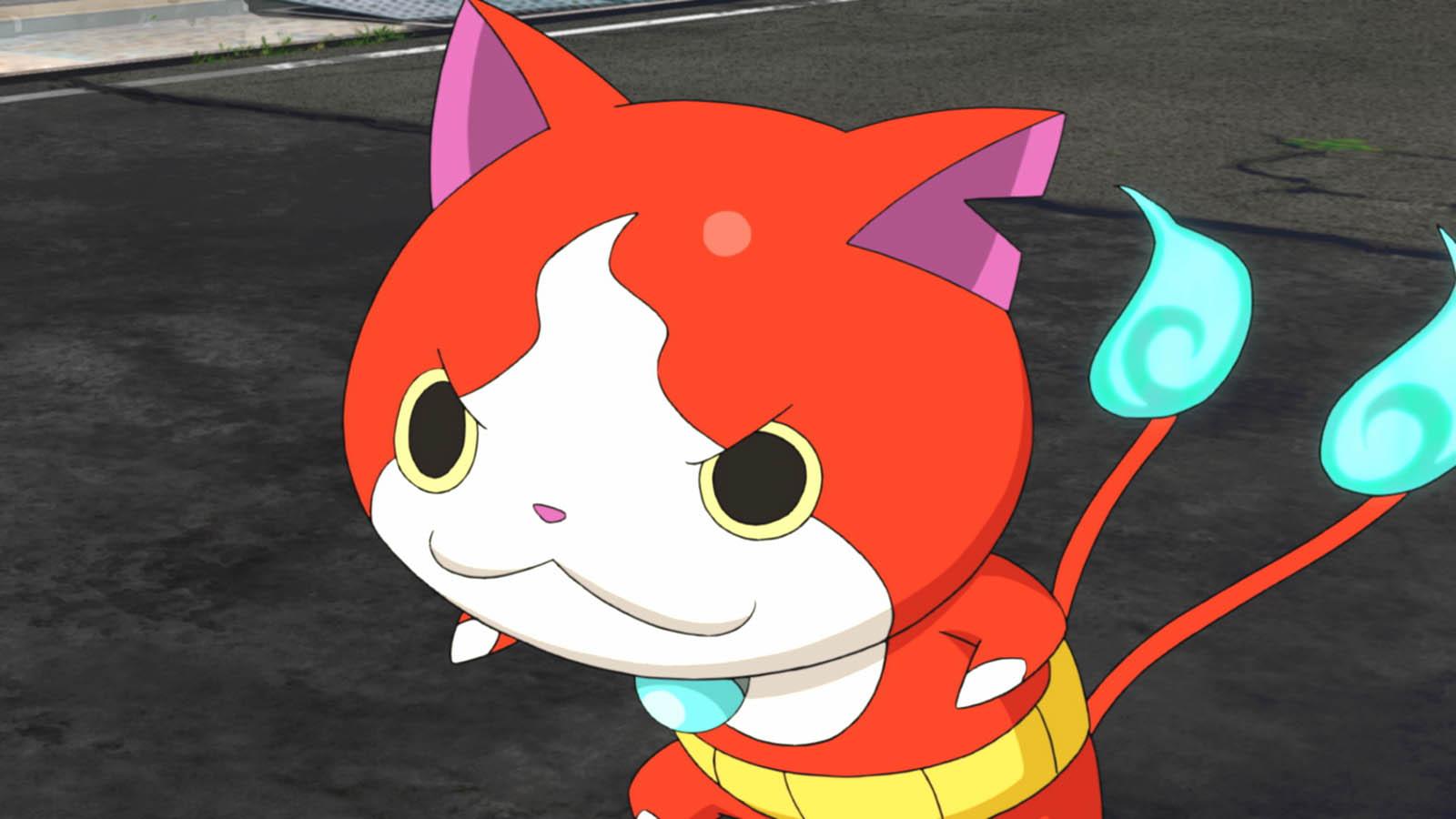 DVDRip Yo-Kai Watch: La película
