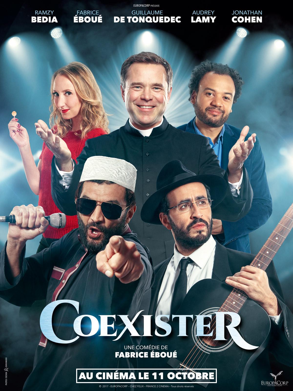 affiche du film : Coexister