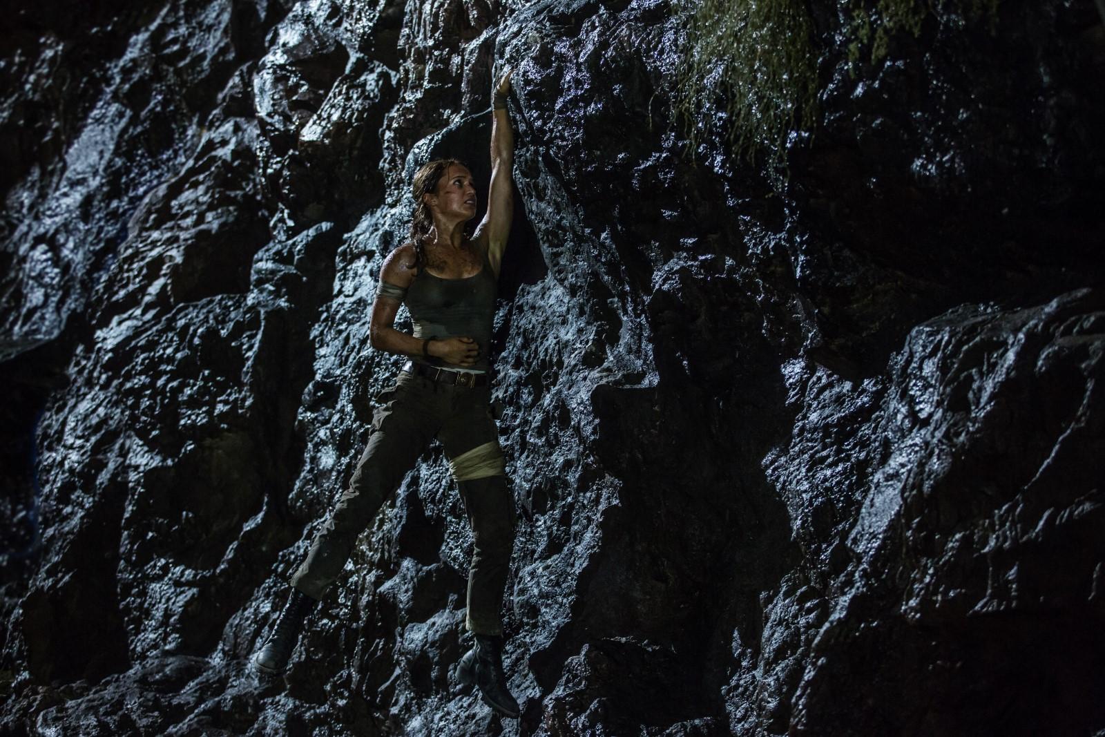 DVDRip Tomb Raider