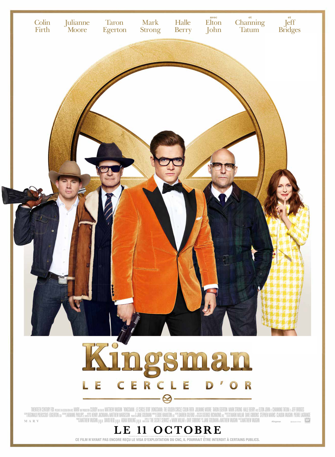 Kingsman : Le Cercle d'or streaming