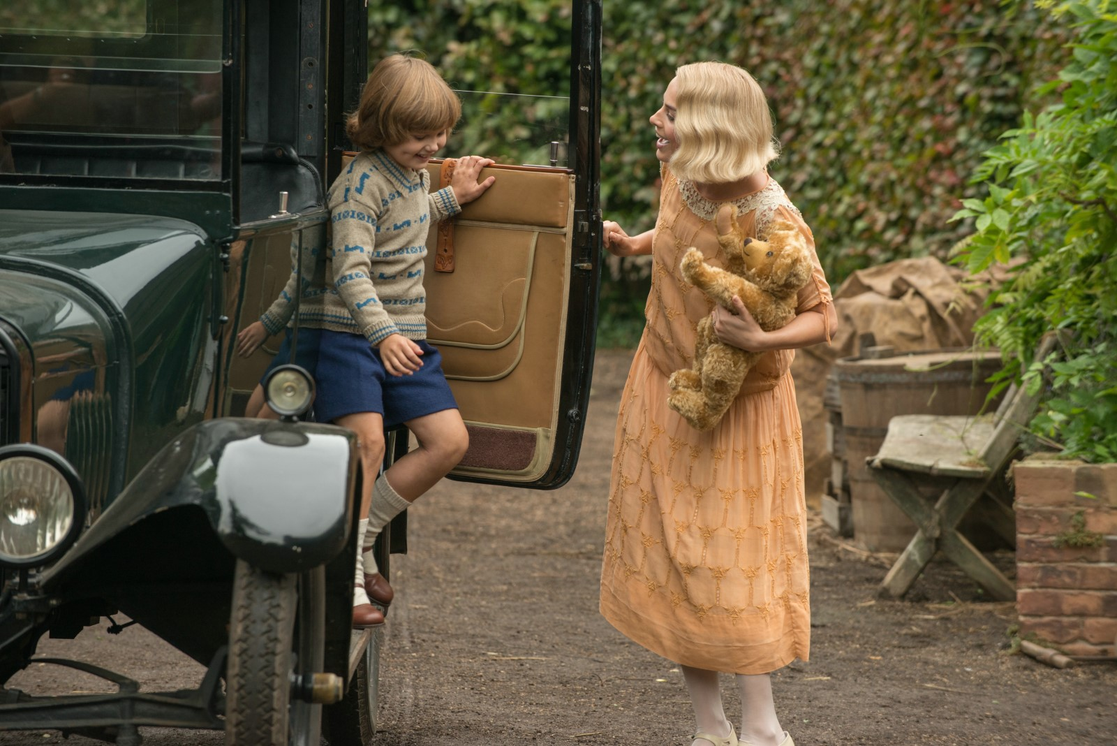 DVDRip Goodbye Christopher Robin