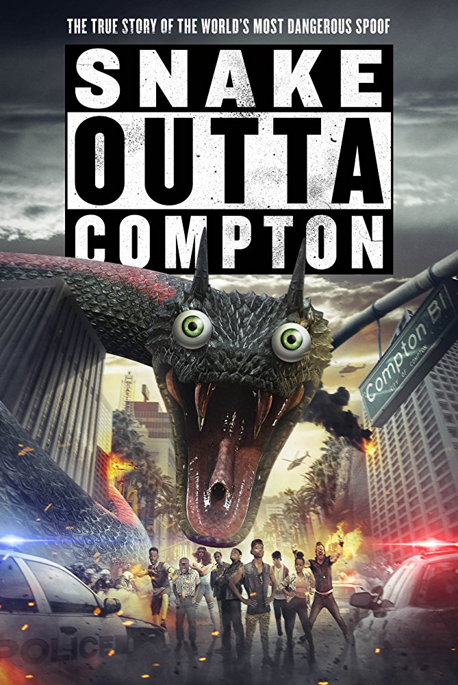 Snake Outta Compton HDRIP VF