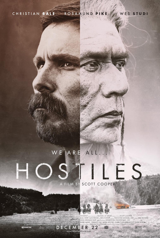 """Résultat de recherche d'images pour """"Hostiles Scott Cooper POSTER"""""""