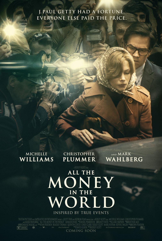 affiche du film : Tout l'argent du monde