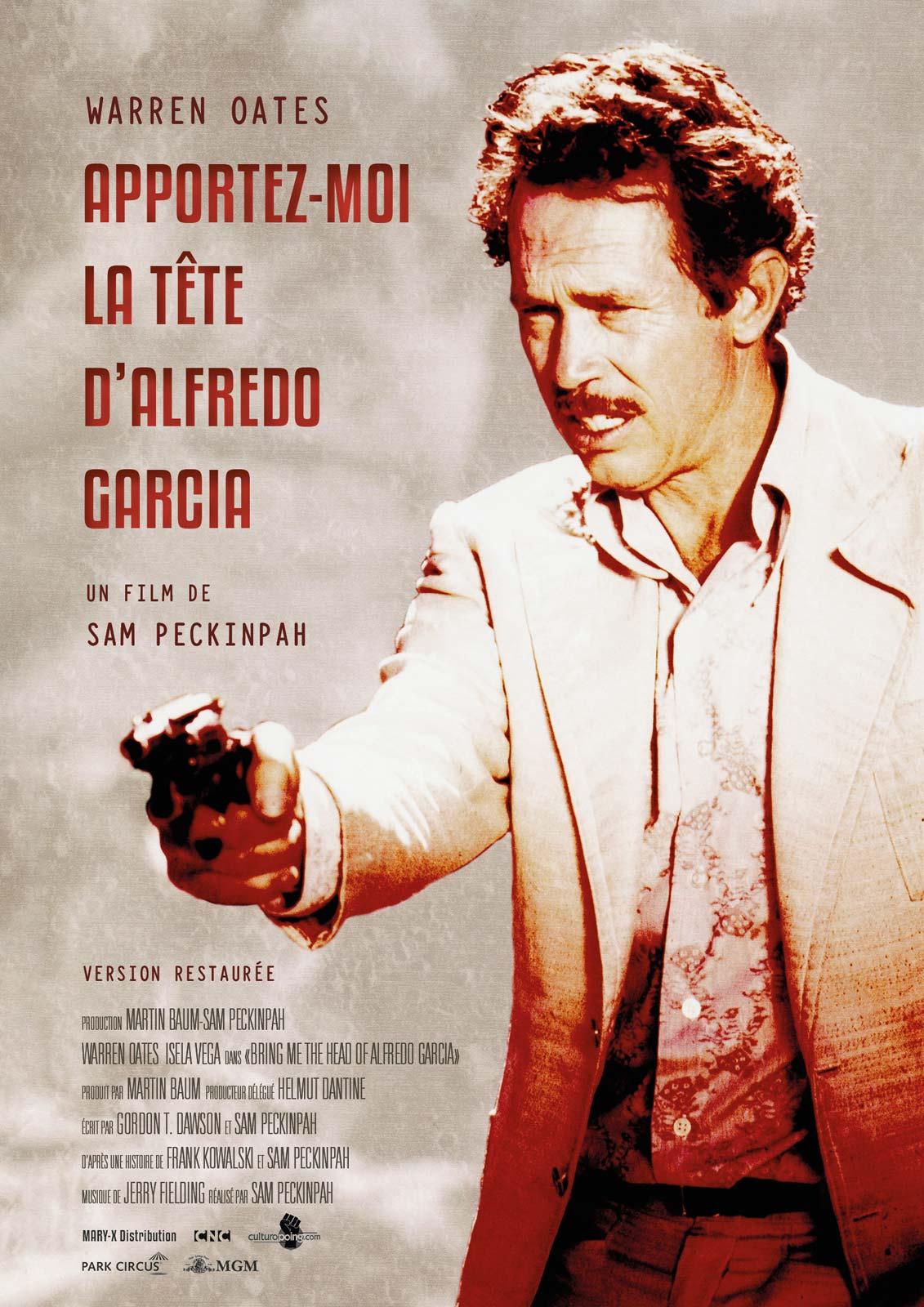 Apportez-moi la tête d'Alfredo Garcia