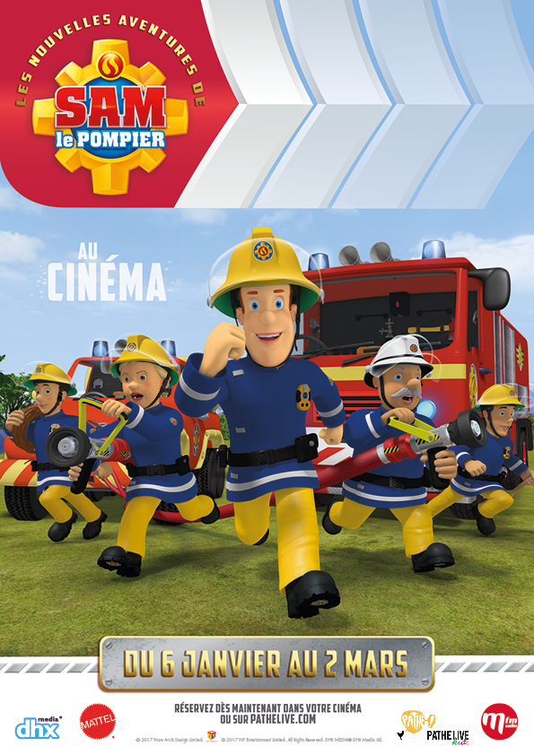 Image du film Les Nouvelles aventures de Sam le pompier