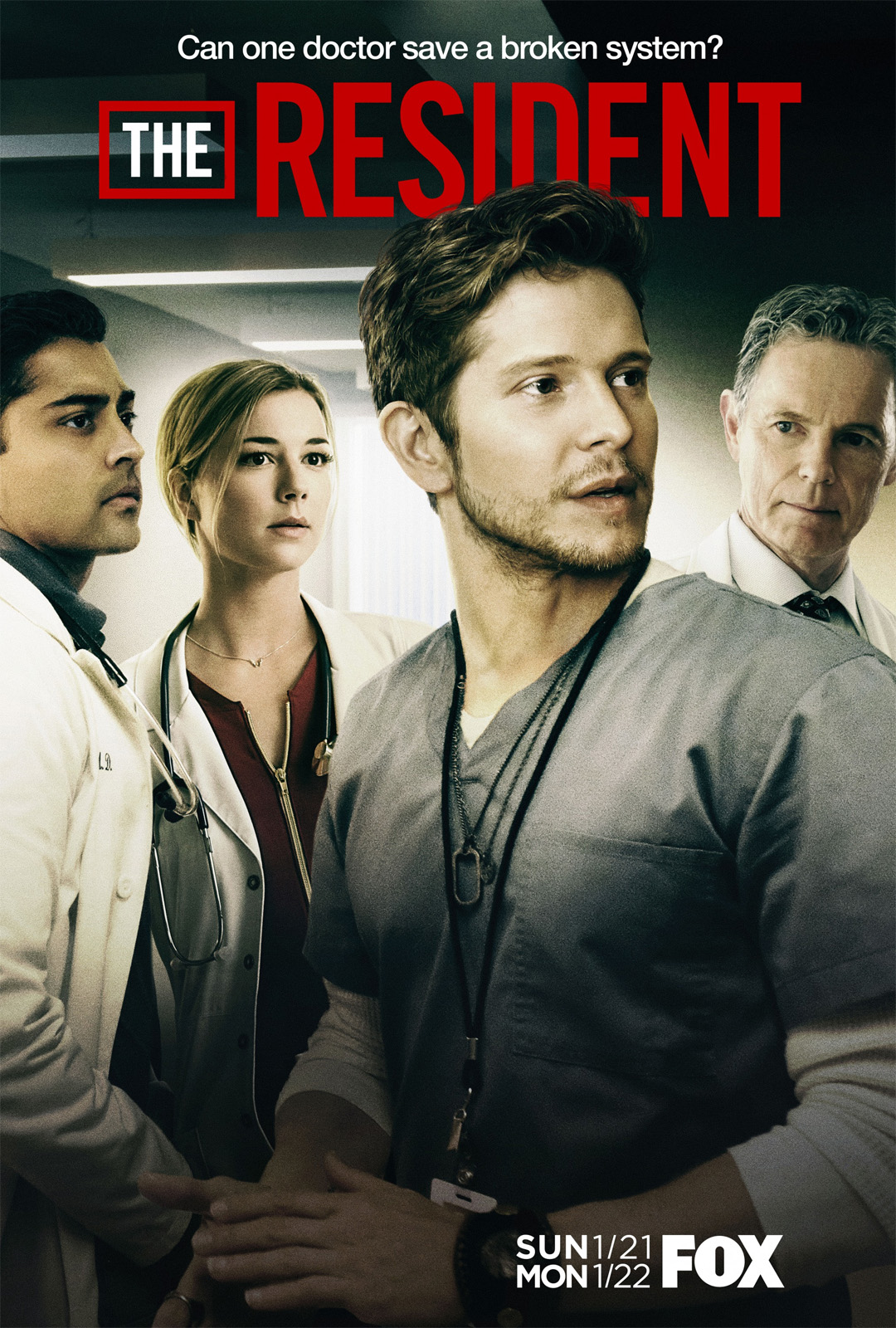 The Resident - Saison 1 HD 720p | FRENCH