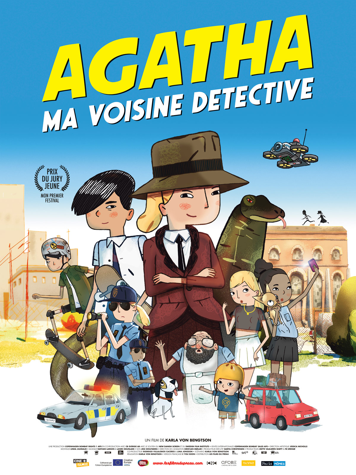 Image du film Agatha, ma voisine détective