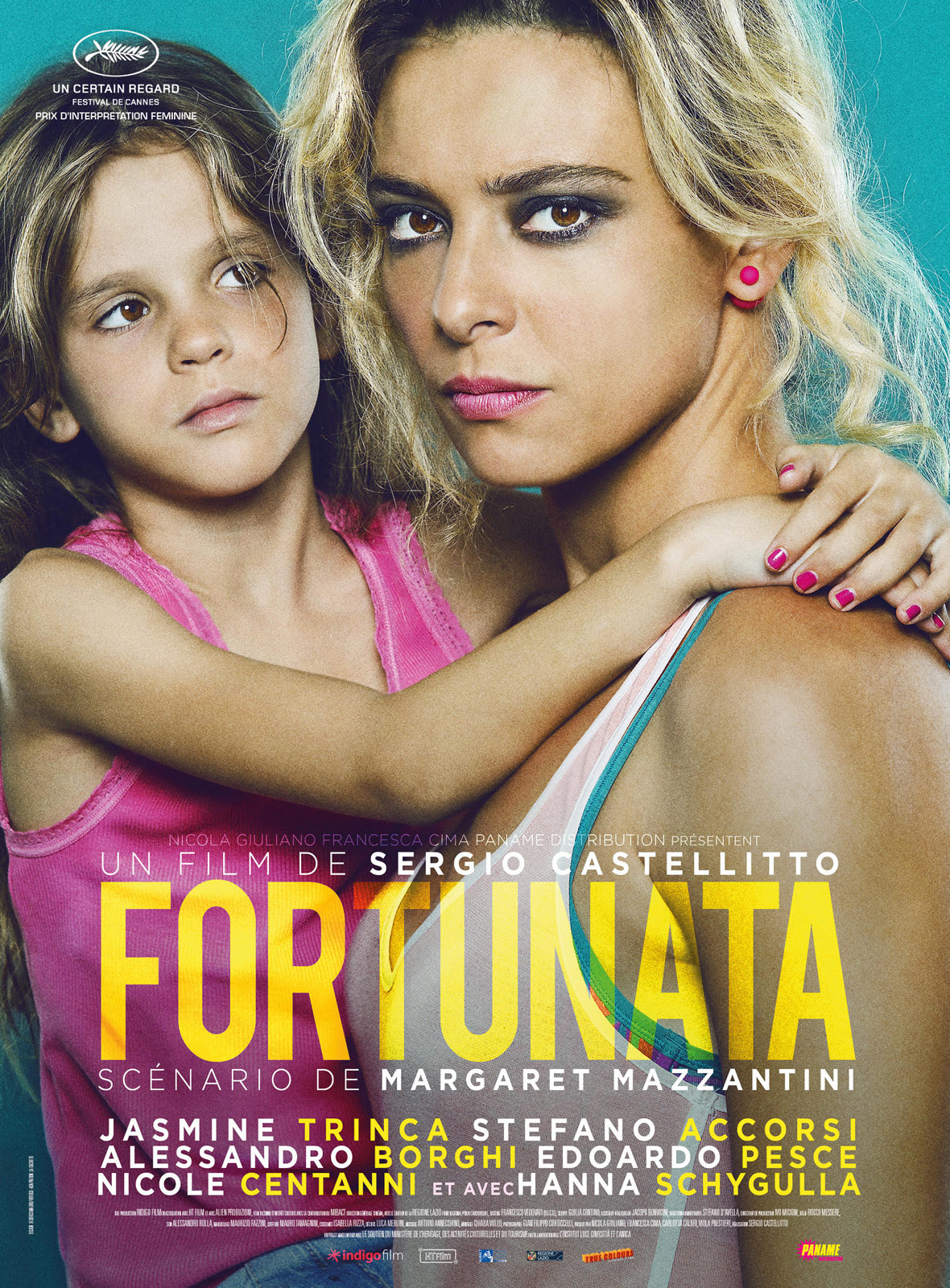 Affiche du film Fortunata