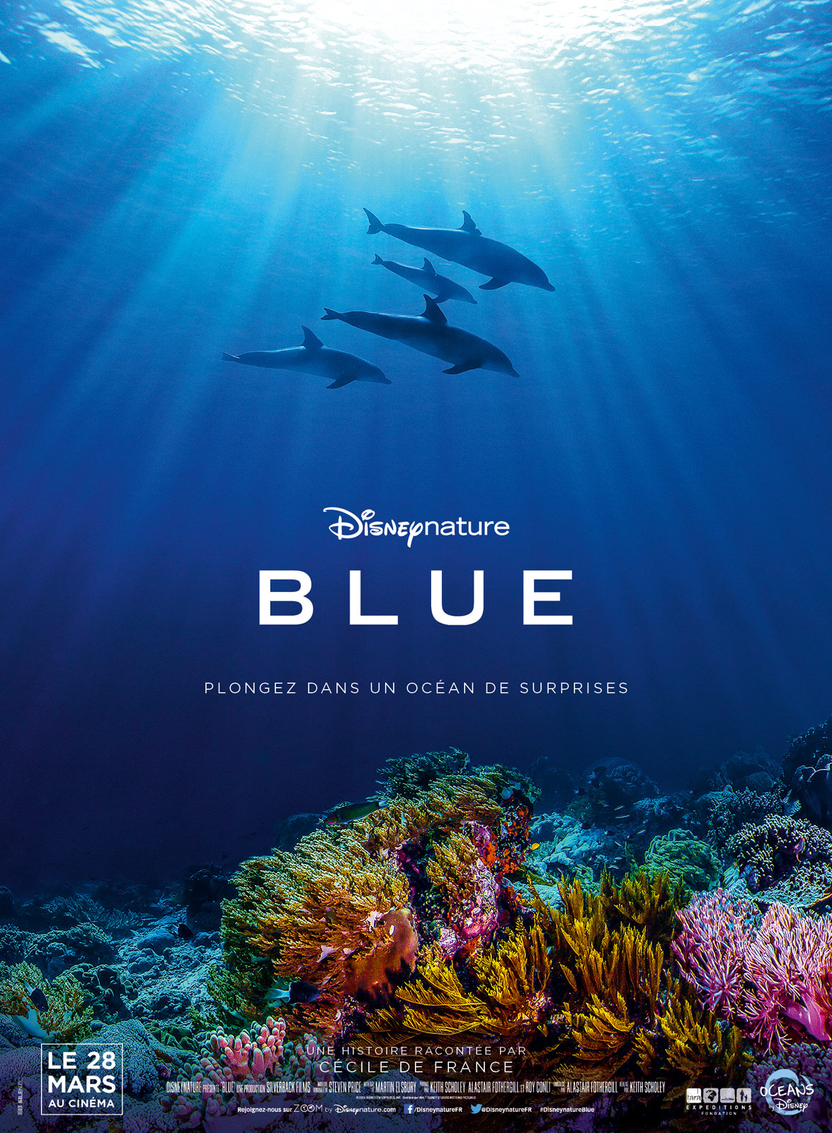 Blue - Documentaire VF HDRip