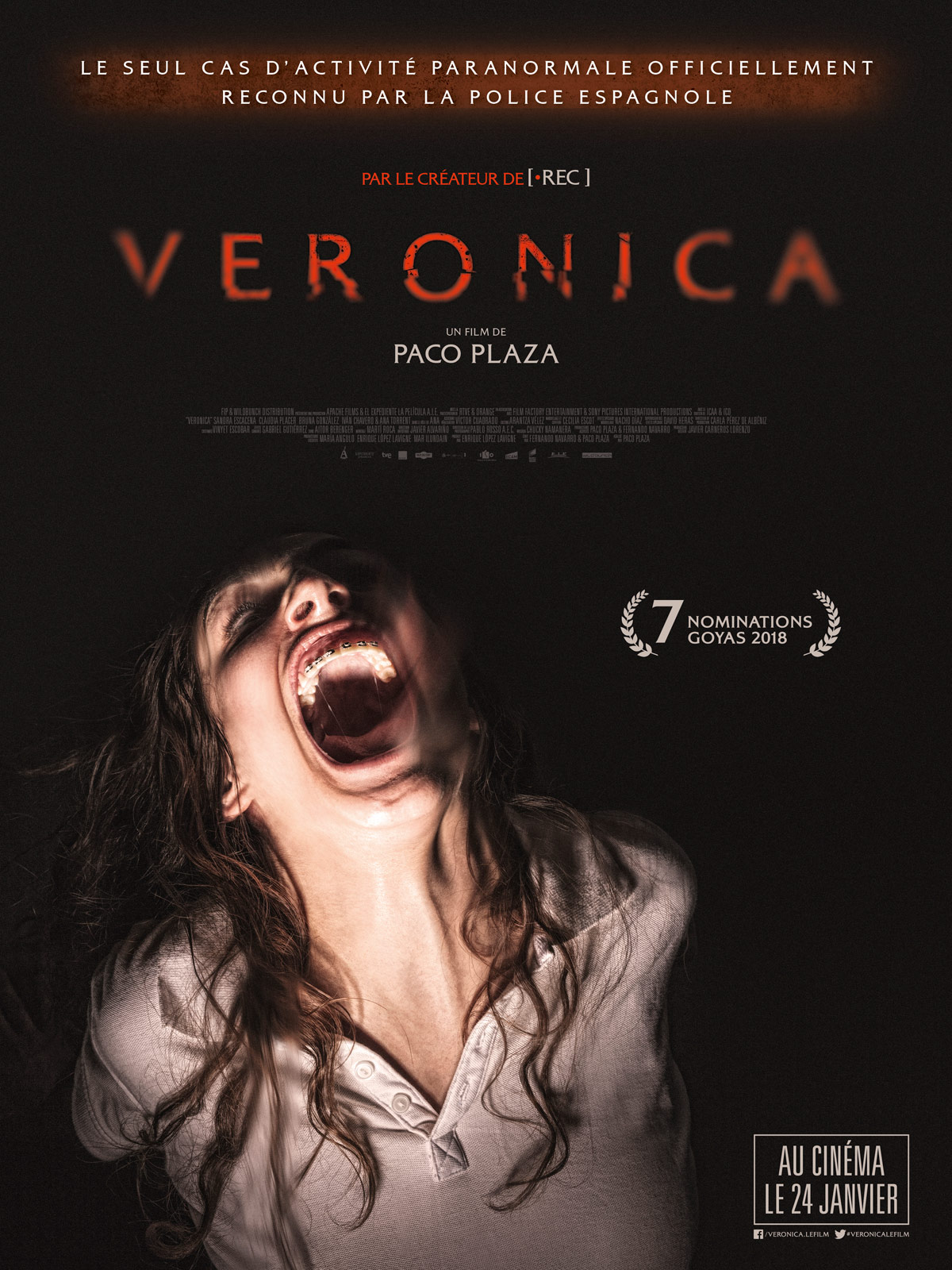 Verónica streaming
