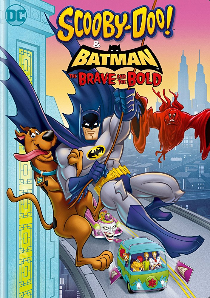 Scooby Doo and Batman The Brave and the Bold 2018 FRENCH DVDRip