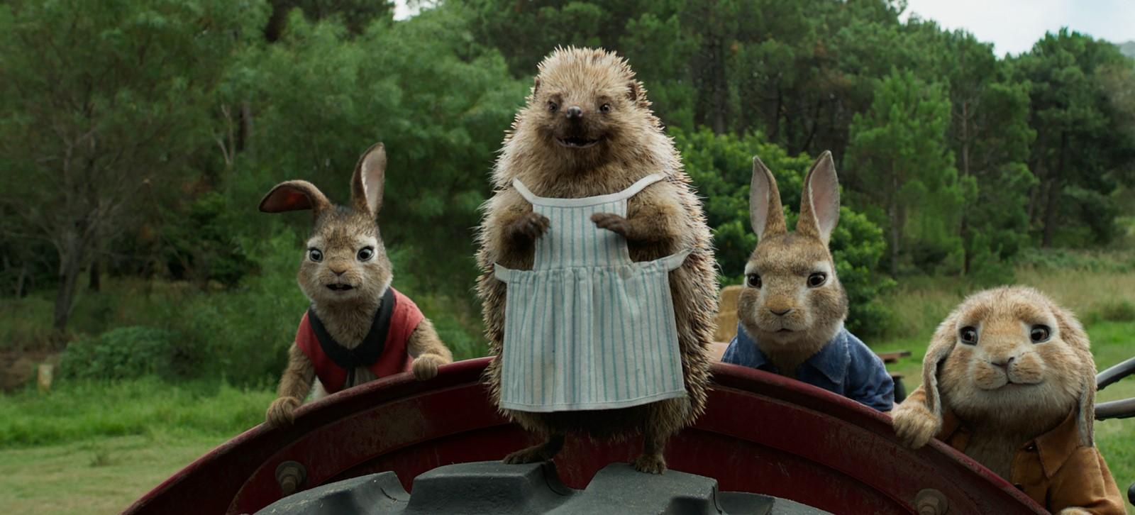 DVDRip Peter Rabbit