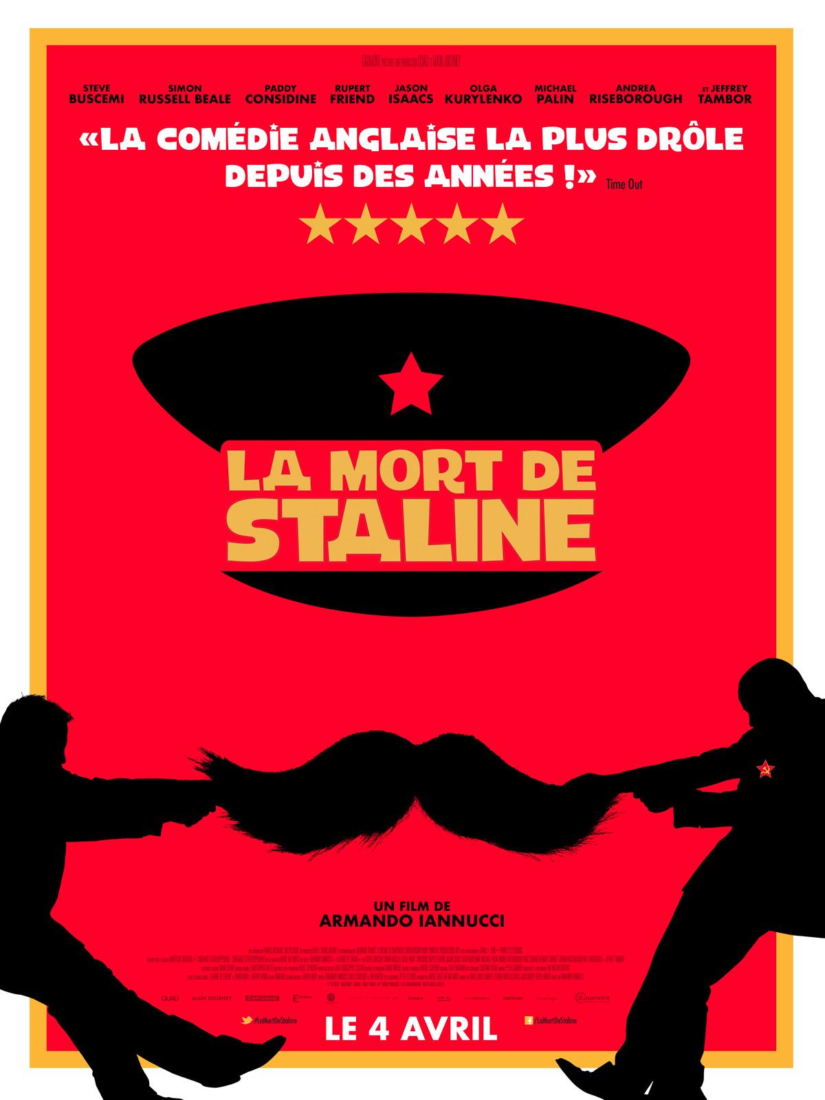 Image du film La Mort de Staline
