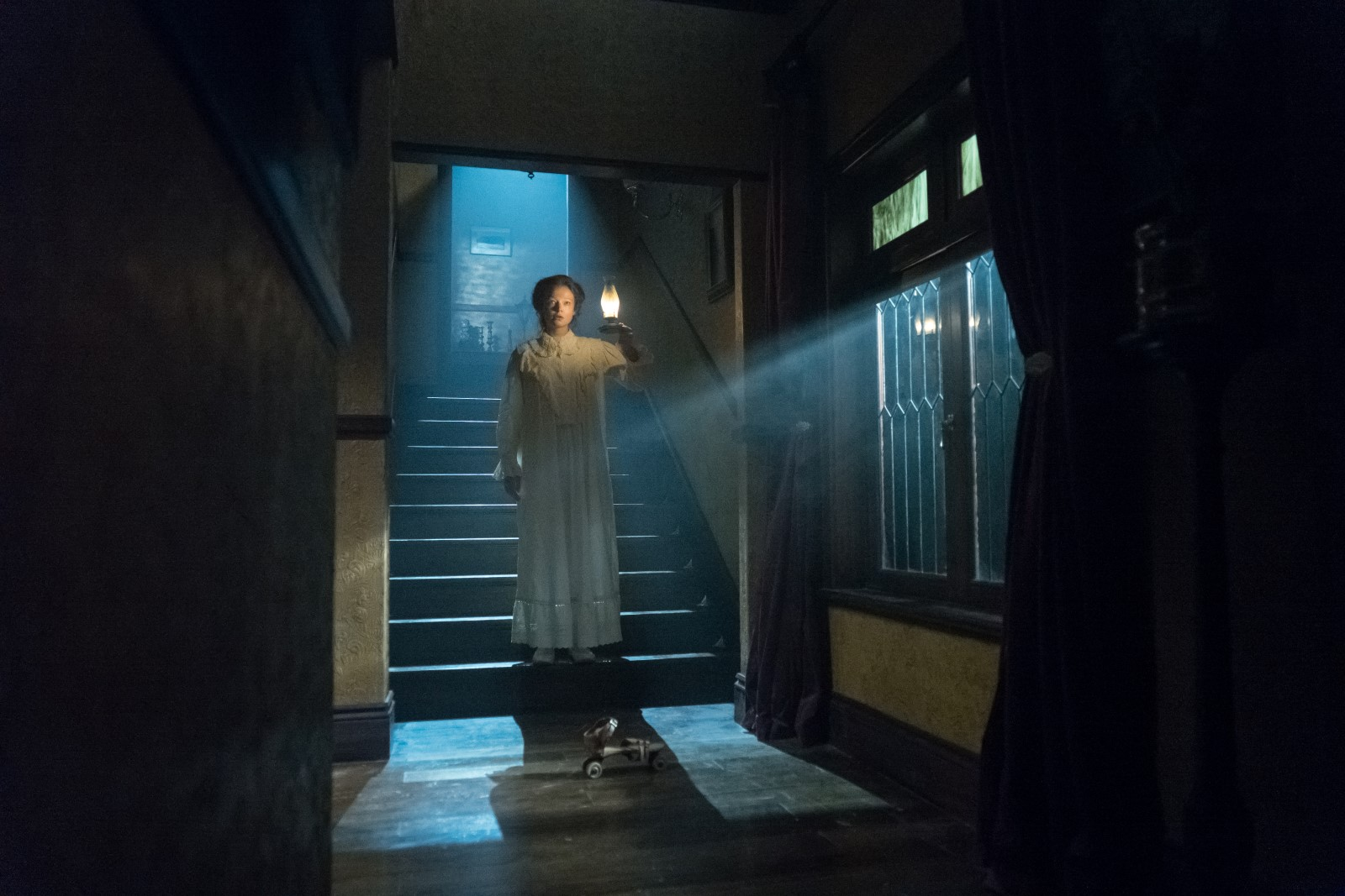 DVDRip Winchester: La casa que construyeron los espíritus