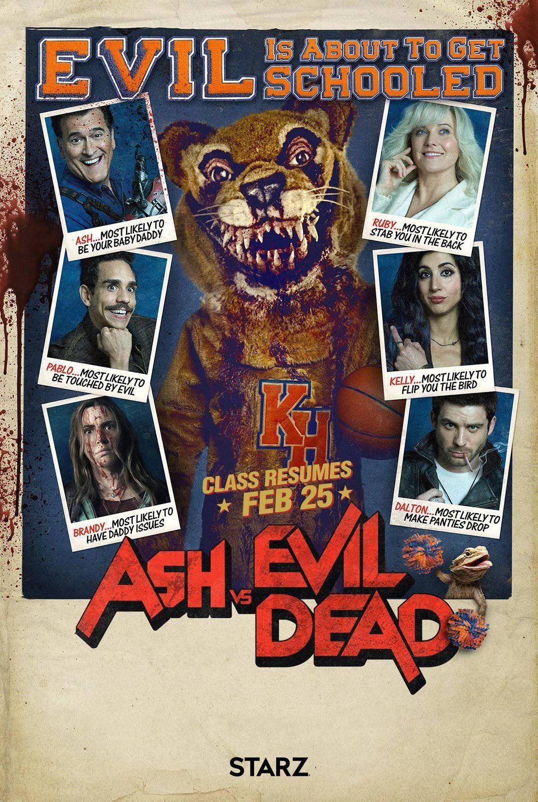 Ash vs Evil Dead streaming