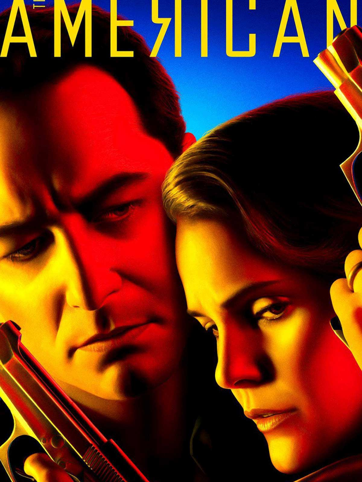 The Americans (2013) streaming