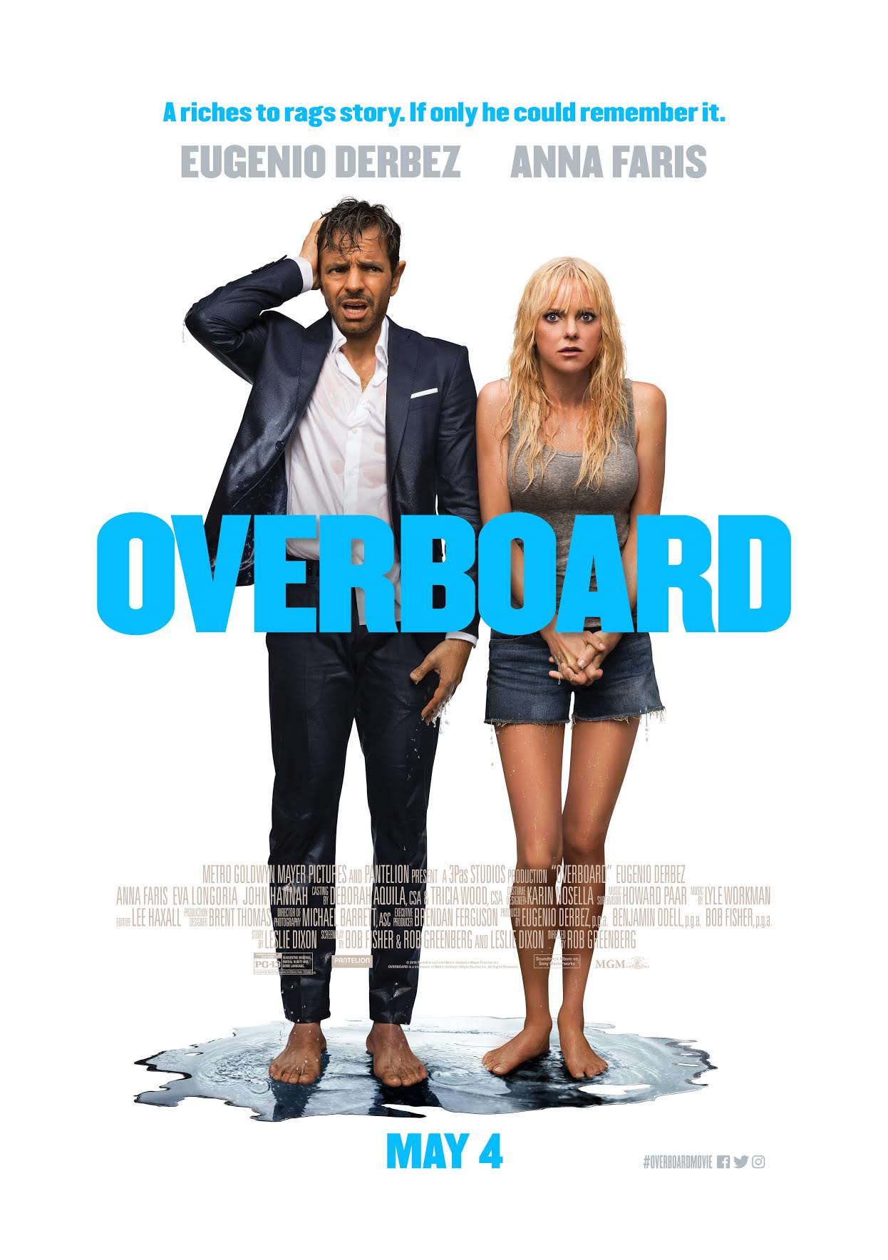 Overboard streaming