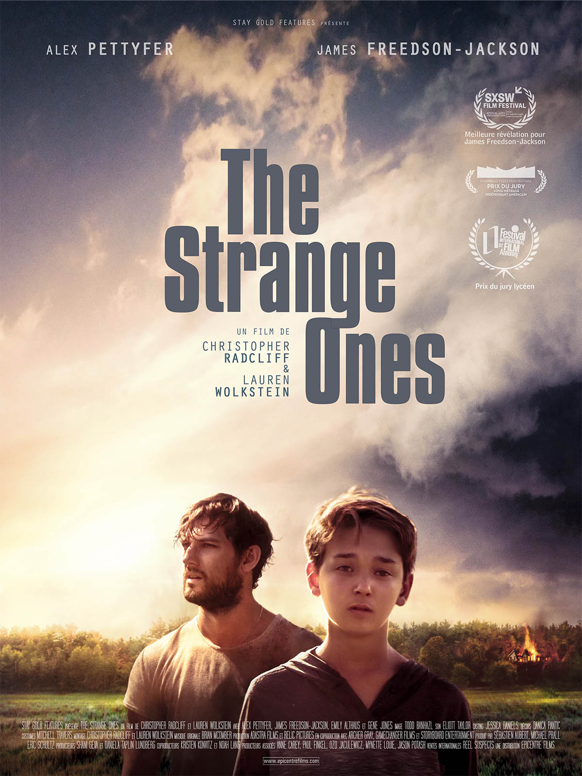 Image du film The Strange Ones