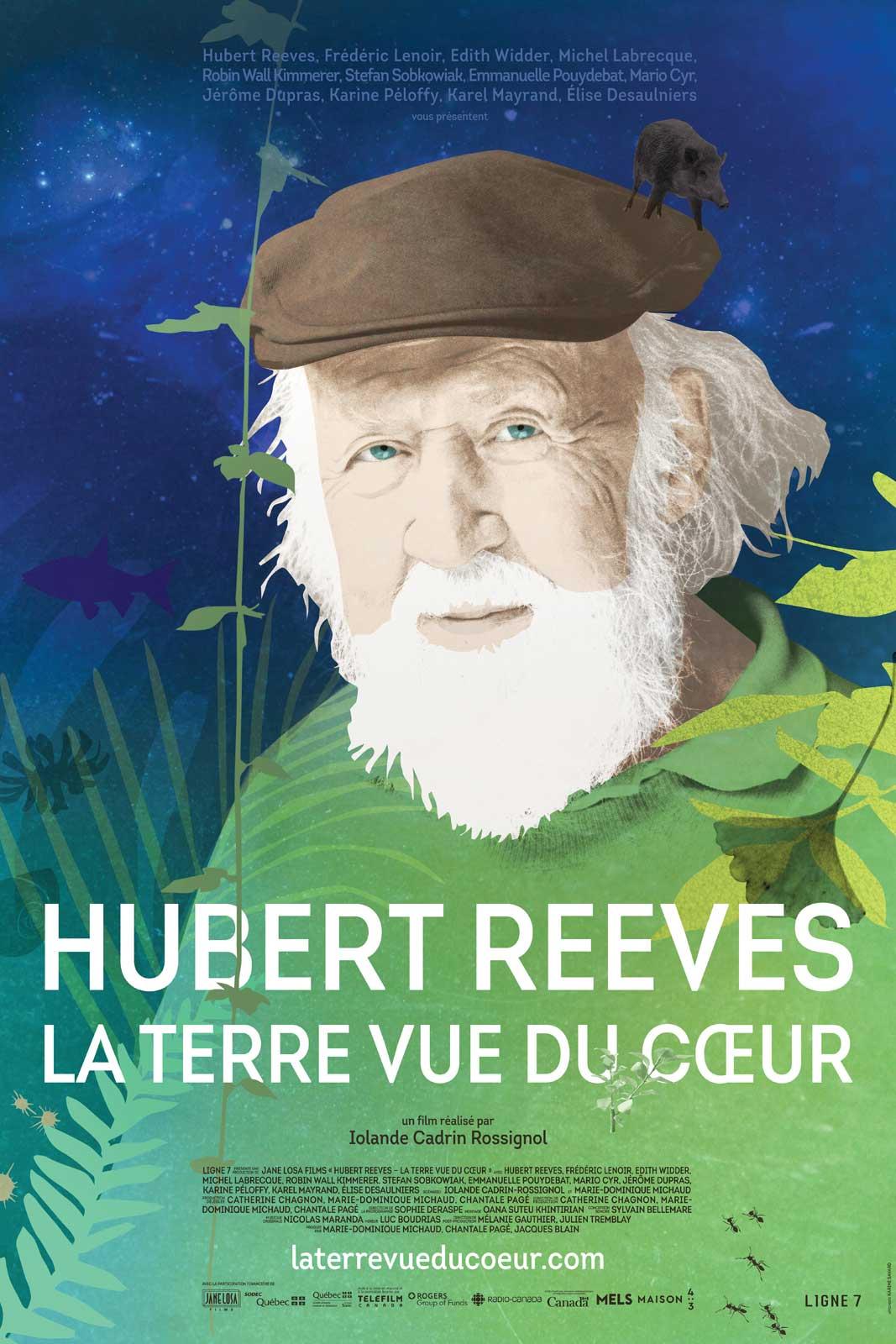 Hubert Reeves - La Terre vue du coeur