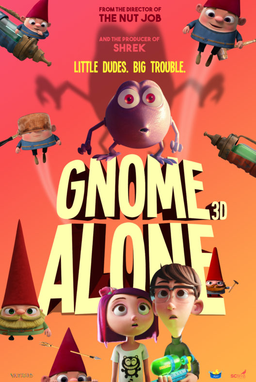 Gnome Alone Qualité WEB-DL 720p | MULTI