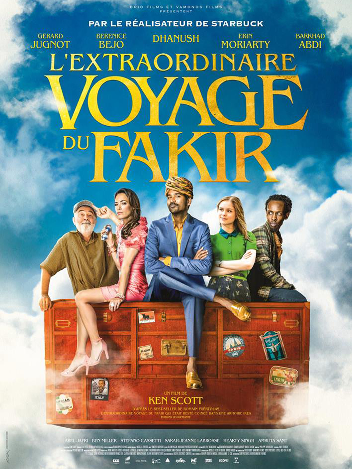 L'Extraordinaire voyage du Fakir streaming