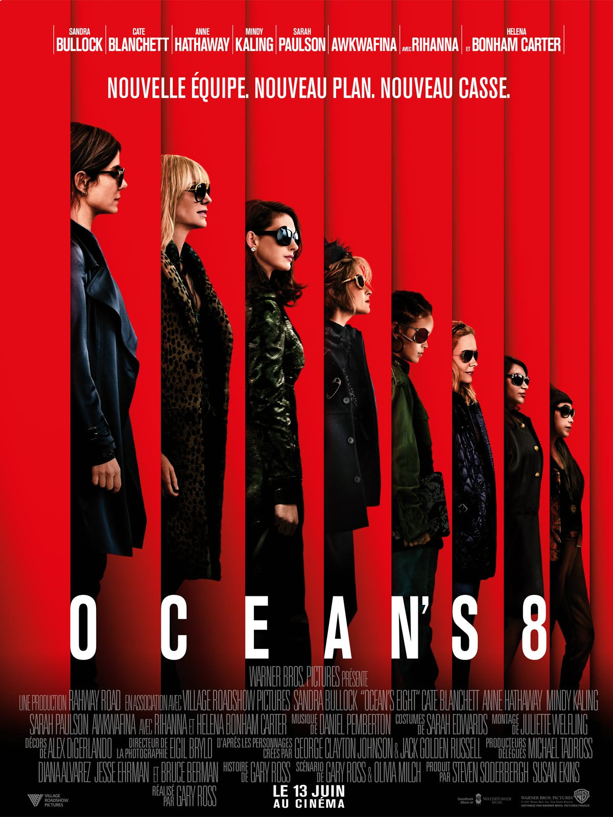 Ocean's 8 [ FRENCH BDRIP ]