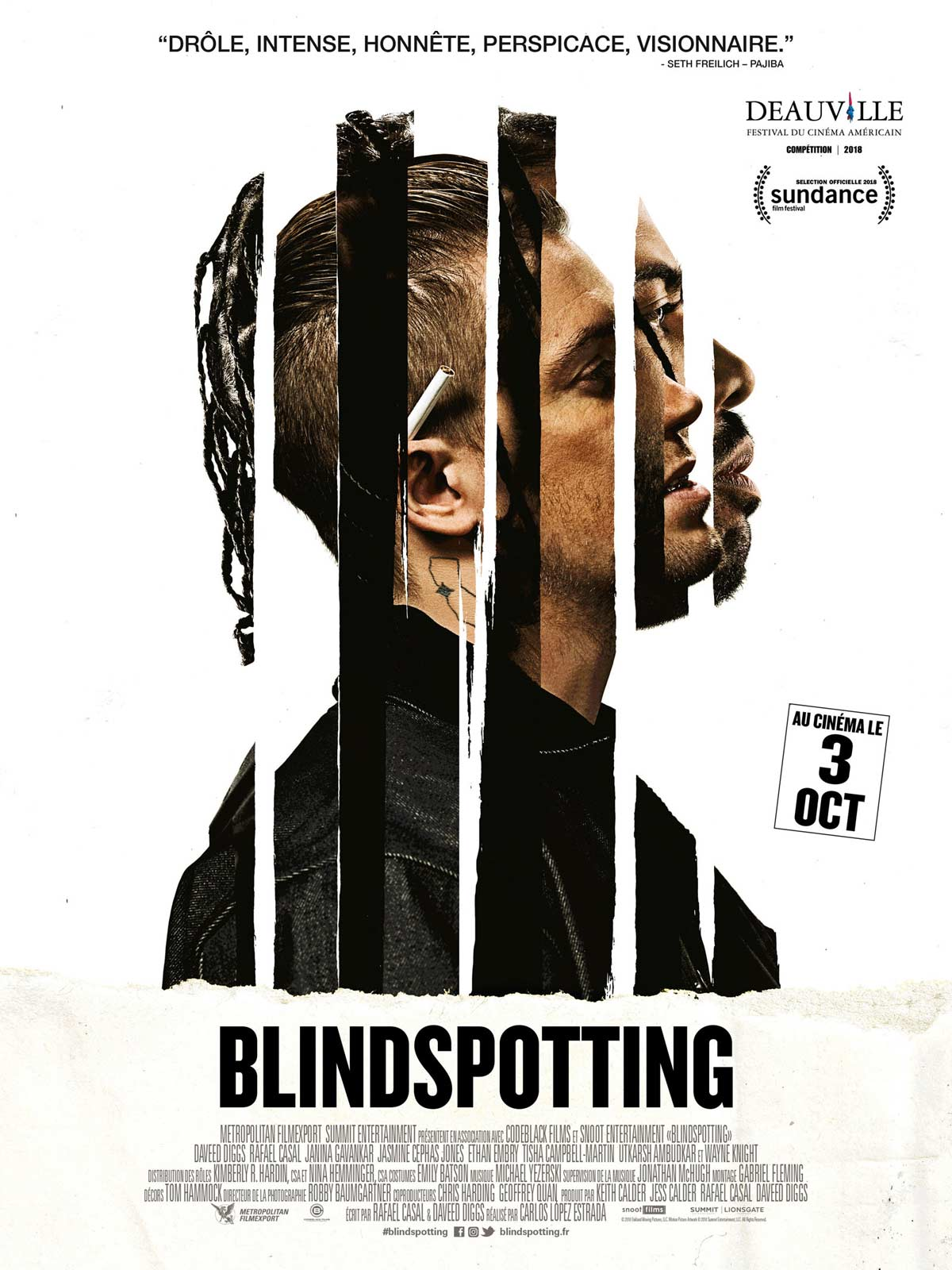 Blindspotting 2018 HDCAM