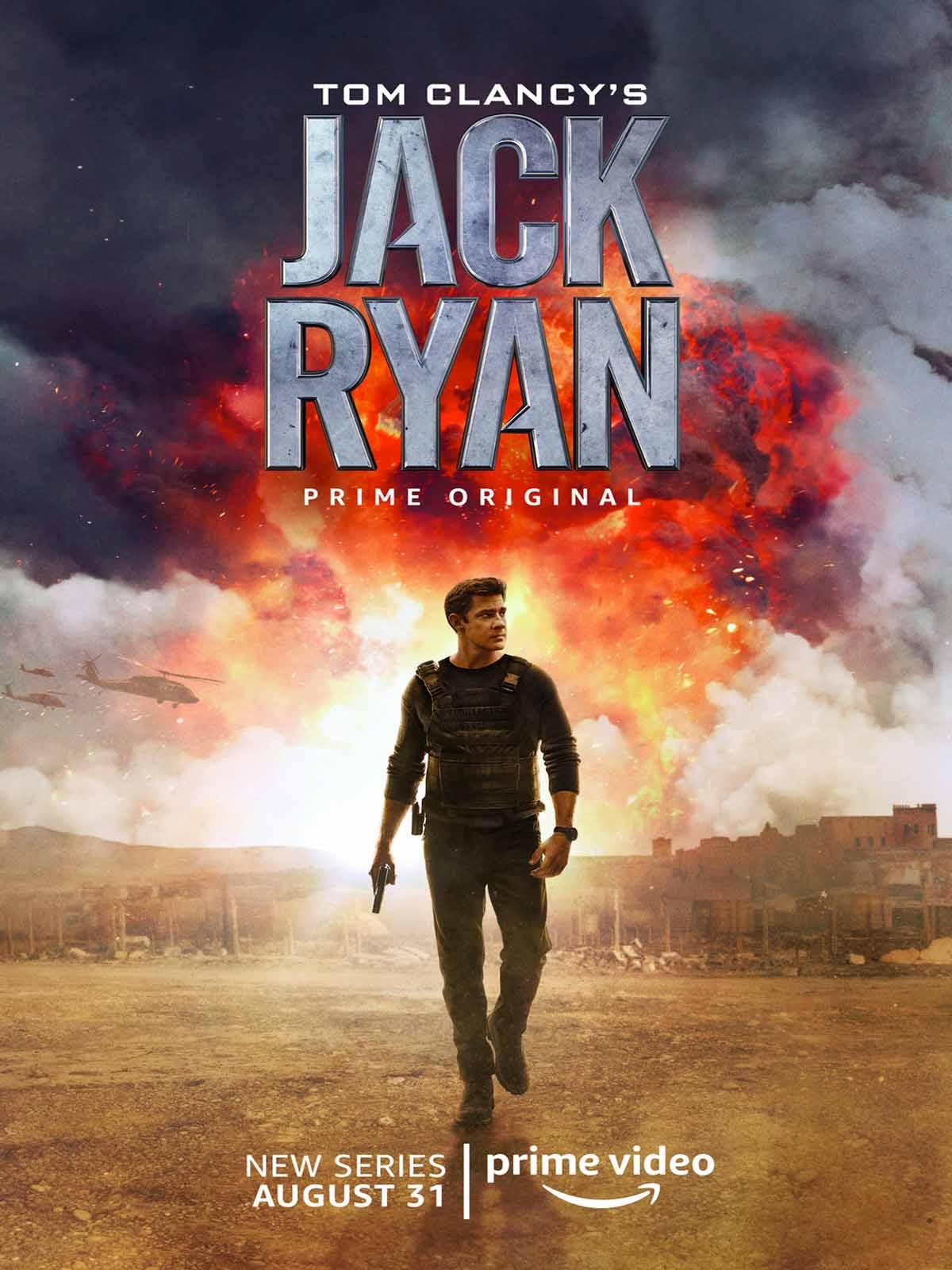 Jack Ryan - Saison 1 [COMPLETE] HD 1080p | VOSTFR