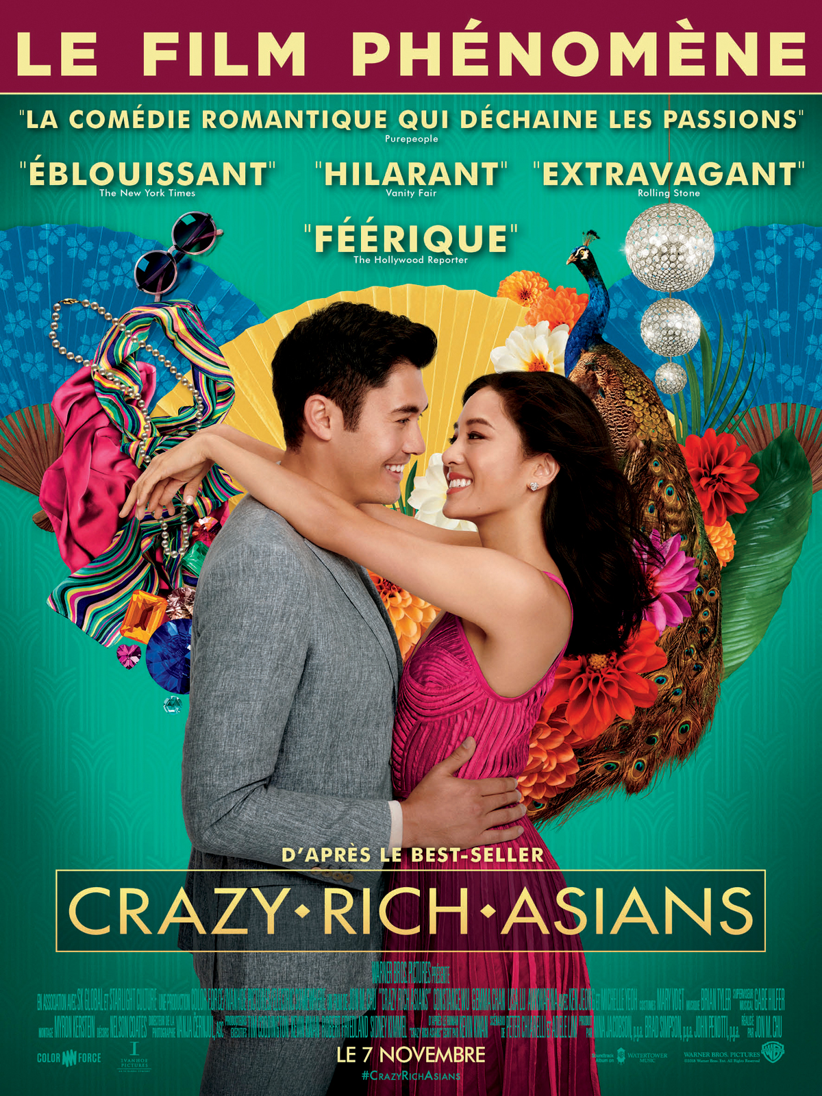 Crazy Rich Asians streaming